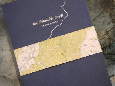 Zoe Childerley's 'The Debatable Lands' - special price extended