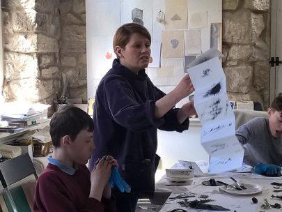 Schools visits 2017 6