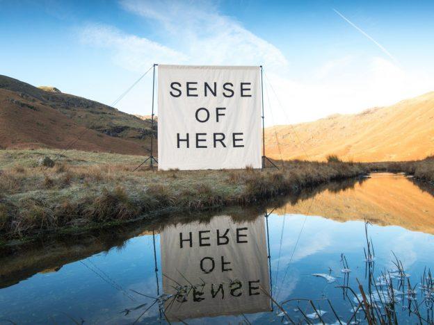 Sense of Here